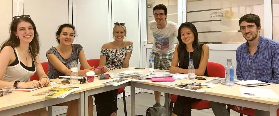 Spaanse intensieve cursus met onze Spaanse docent Asier