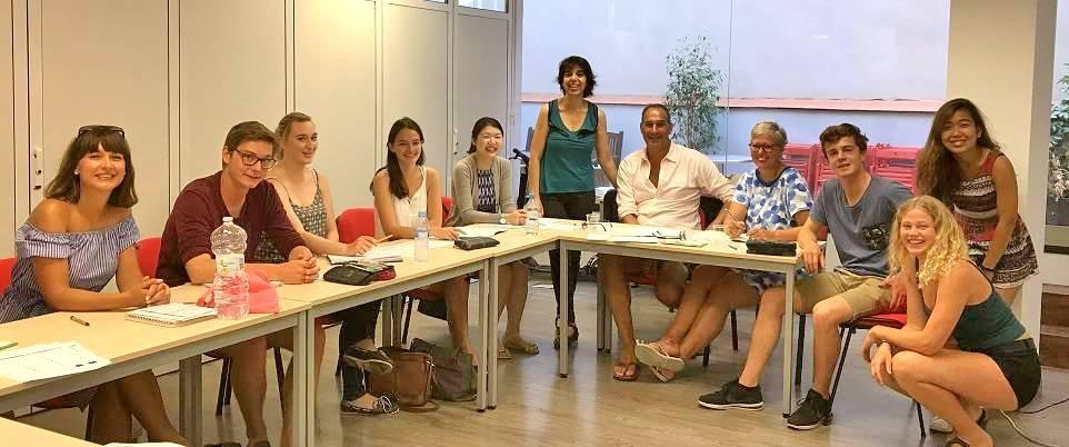 Leer Spaans met Maria Jose bij de cursus voor beginners